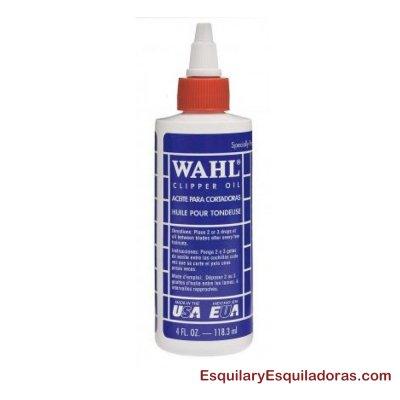 Bote de aceite Wahl