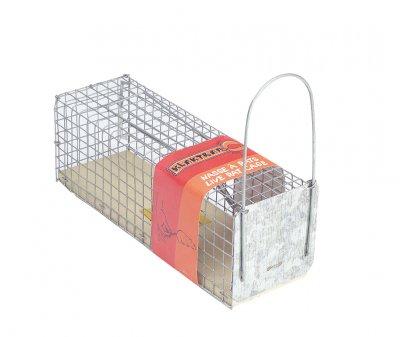 Jaula trampa para ratas jaulas y accesorios pajareras - Trampas para ratones y ratas ...