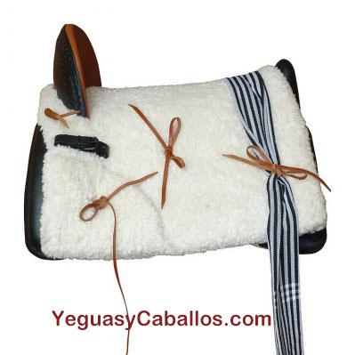 * Oferta Silla de montar campera Vaquera COMPLETA